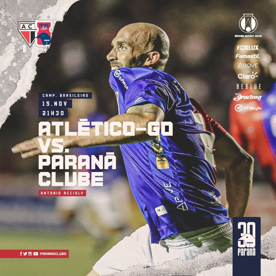 Em 2019, o Paraná fechou a temporada com sete patrocinadores.