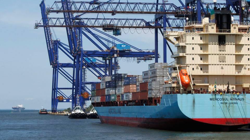 Laguna, La Violetera e sócios projetam novo porto de R$ 4,1 bilhões em Paranaguá