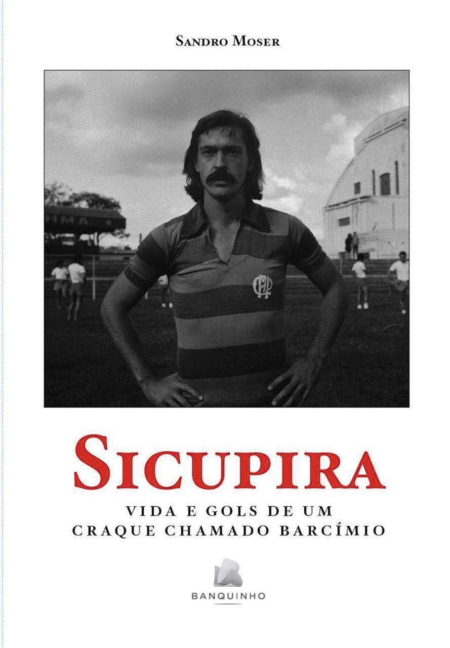 Sicupira conta a história de ídolo do futebol paranaense.
