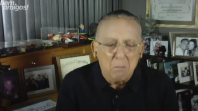 """Galvão diz que caso Robinho é """"horroroso"""" e Caio Ribeiro faz retratação"""