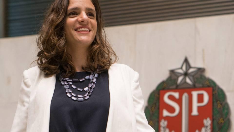 Marina Helou (Rede) promete que metade dos secretários serão não brancos e mulheres