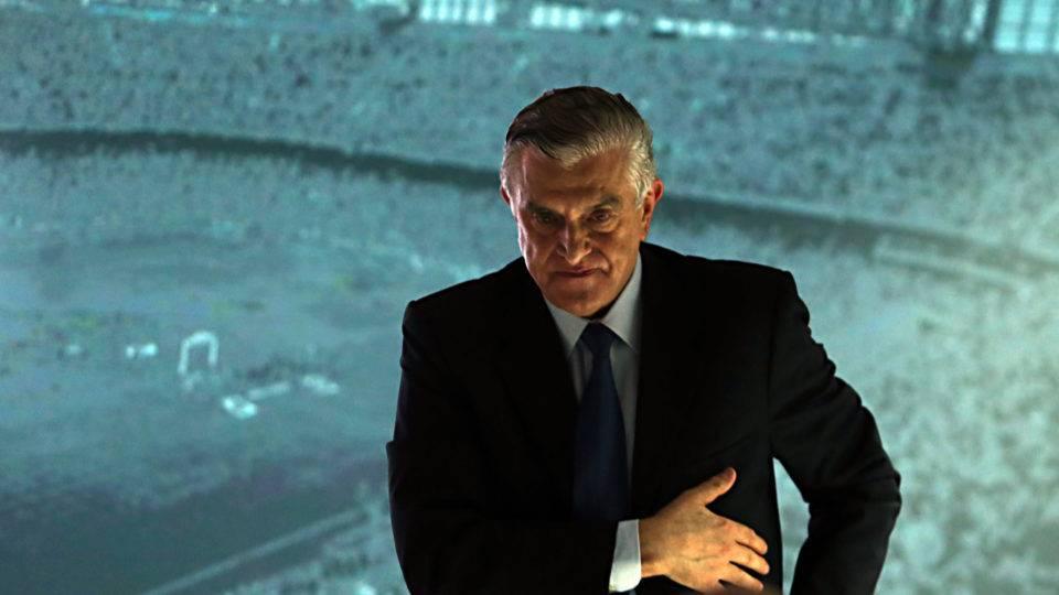 Calma, Petraglia, você é grande; mas o Athletico é maior