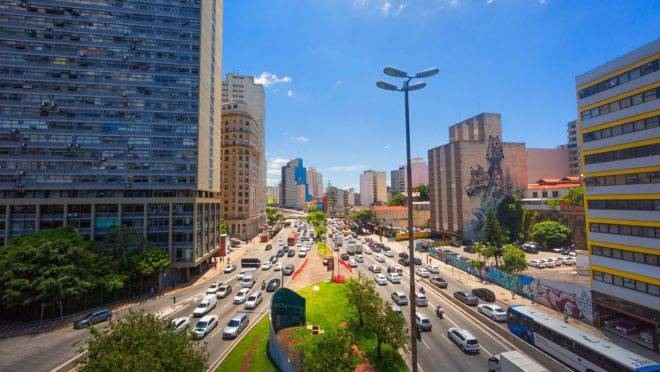 Mobilidade é um dos principais temas dos planos de governos dos candidatos a prefeito de São Paulo.