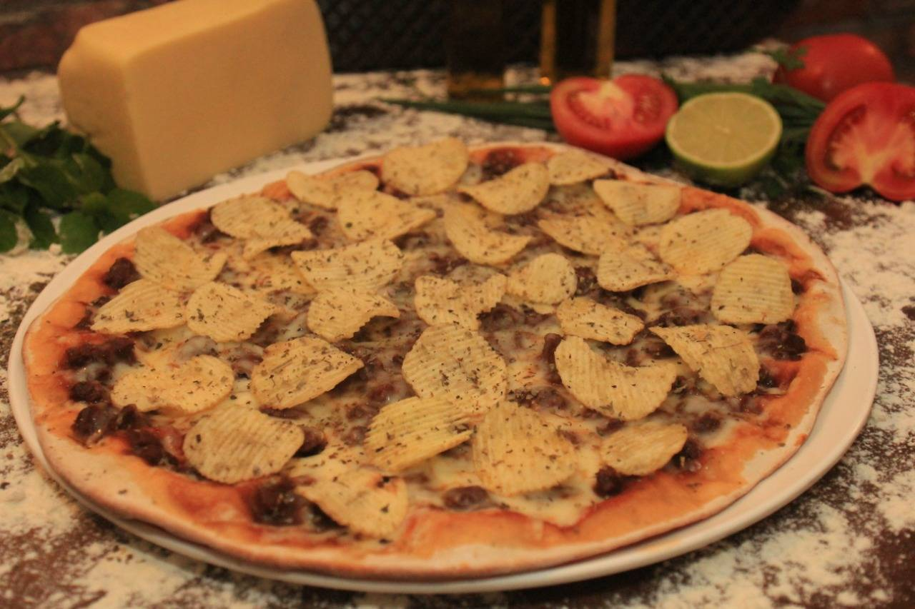 A La Piazza tem o sabor barbecue em seu menu do festival. Foto: Divulgação/Vina