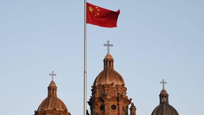 vaticano china