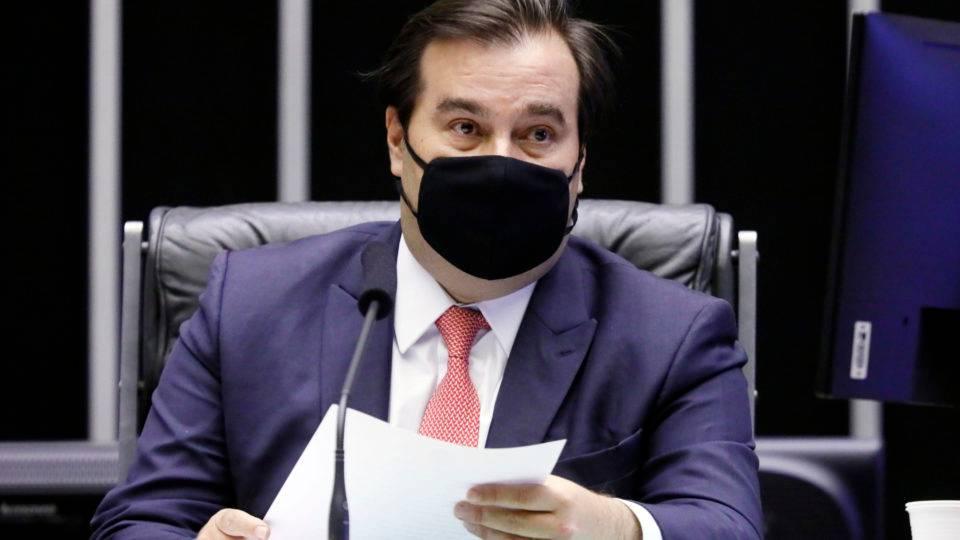 Maia critica obstrução da base do governo na votação de reformas