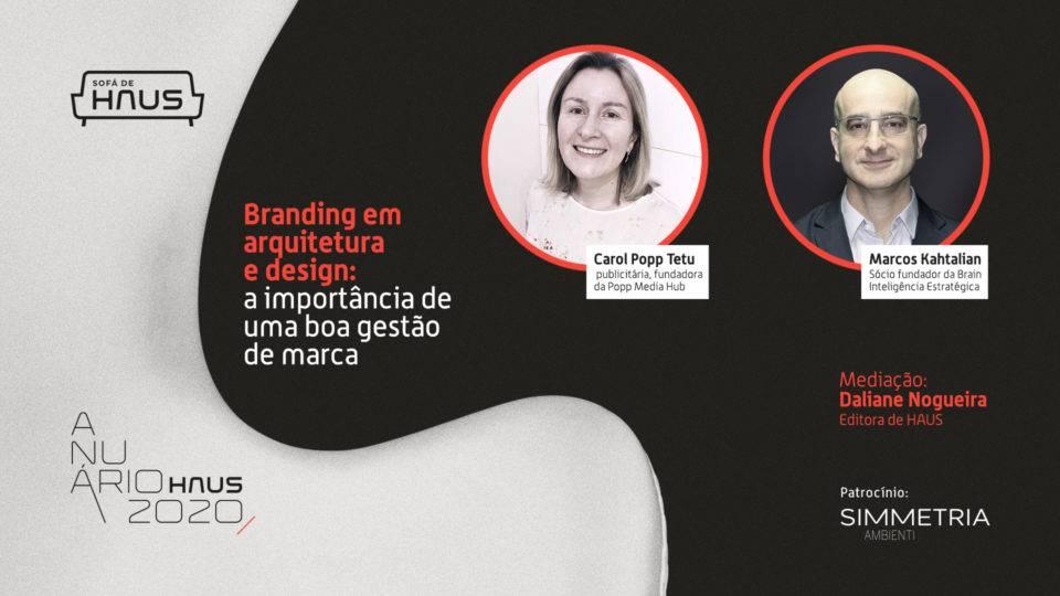 HAUS promove mentoria de gestão de marcas para escritórios de arquitetura e design