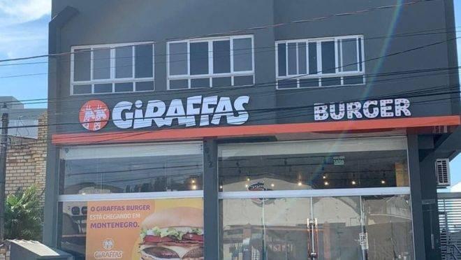 Giraffas Burger