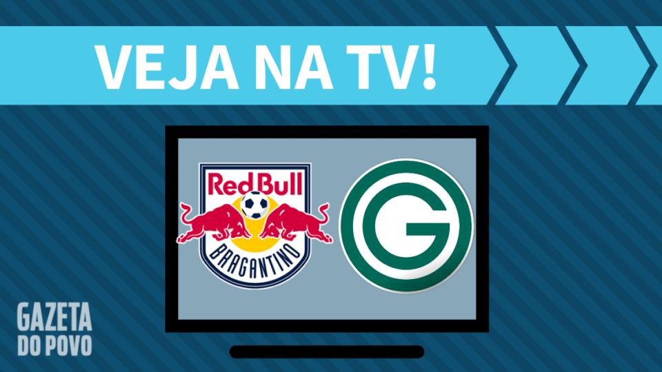 Bragantino x Goiás AO VIVO: saiba como assistir ao jogo na TV