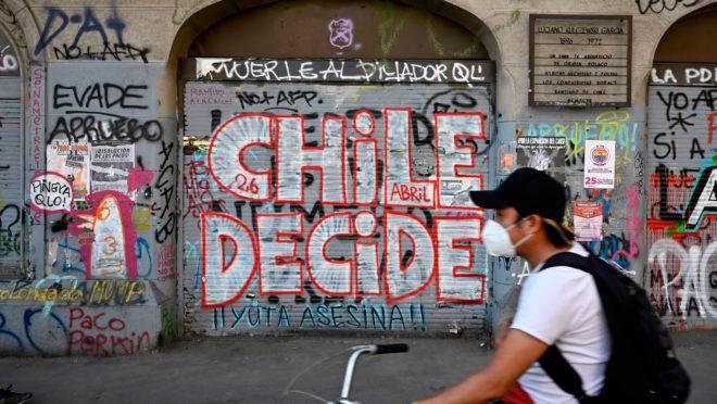 chile plebiscito constituição