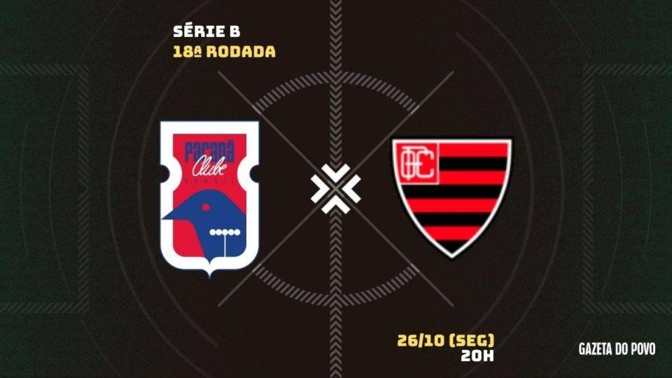Paraná busca fim de jejum na Série B contra o lanterna Oeste. Saiba tudo do jogo