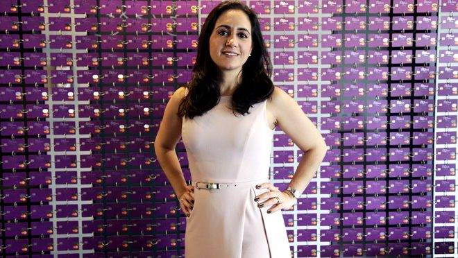 Cristina Junqueira, cofundadora do Nubank.