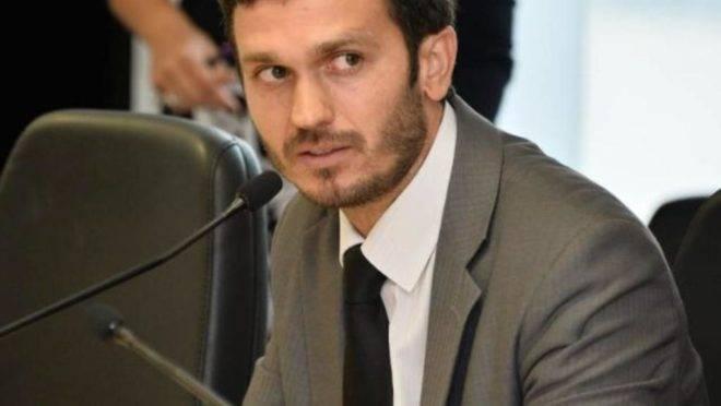 O secretário Diogo Piloni tem o desafio de dar mais autonomia e modernizar a gestão dos portos brasileiros