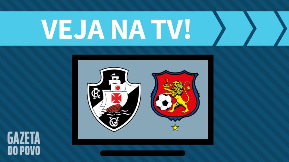 Vasco x Caracas AO VIVO: saiba como assistir ao jogo na TV