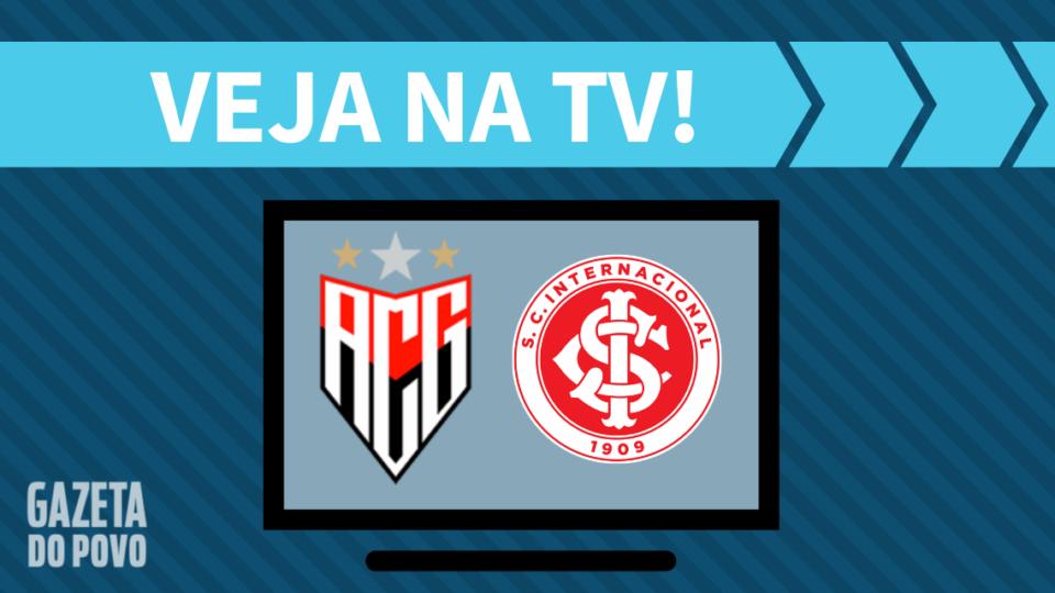 Atlético-GO x Internacional AO VIVO: saiba como assistir ao jogo na TV