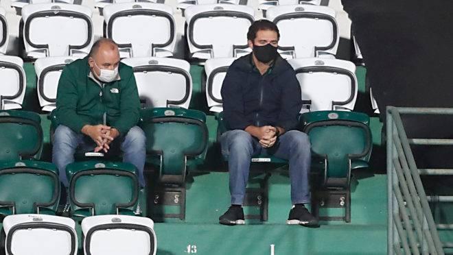 Samir Namur vem atuando diretamente na busca por um novo treinador