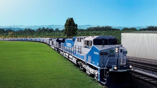 O modal ferroviário é essencial para o desenvolvimento e aumento da exportações no Porto de Santos e em todo os Brasil