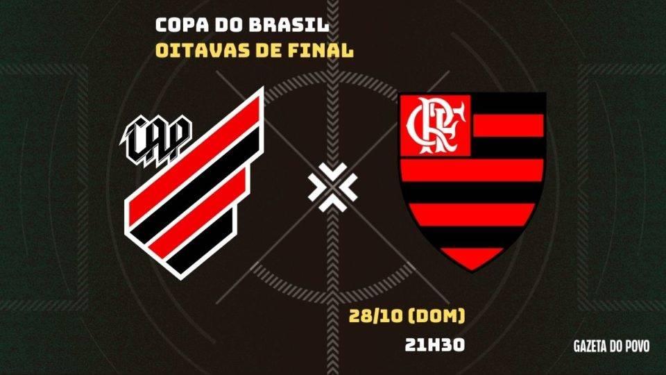 Em crise, Athletico desafia o Flamengo; saiba tudo sobre o jogo
