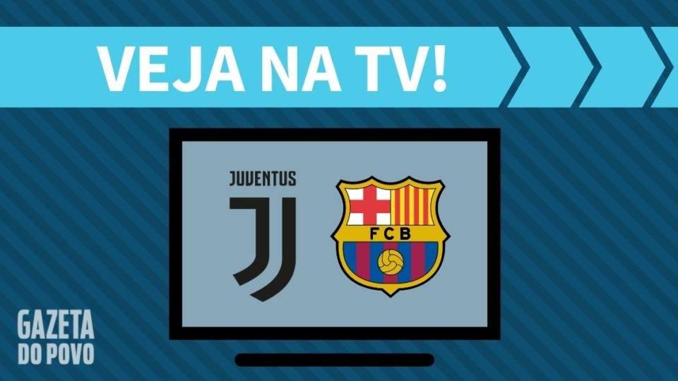 Juventus x Barcelona AO VIVO: saiba como assistir ao jogo pela Liga dos Campeões