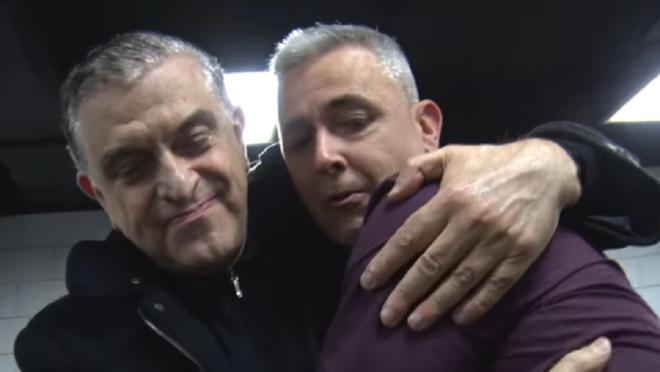 É possível Petraglia e Tiago Nunes fazerem as pazes?