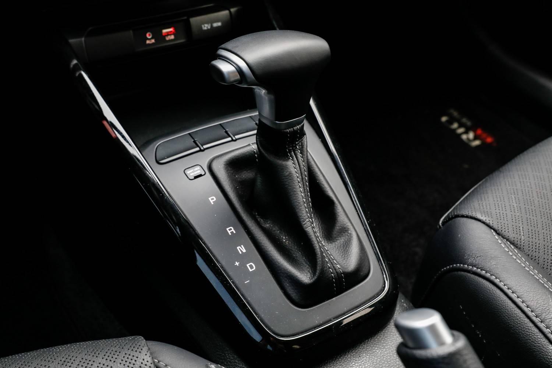 Kia Rio é equipado com câmbio automático de seis marchas