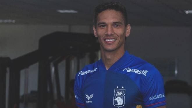 Bruno Nunes reforça o Paraná na sequência da temporada