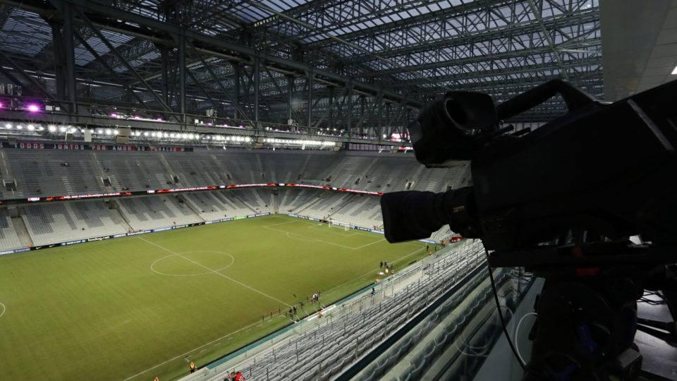 """Globo cita """"manobras e má-fé"""" do Athletico em ação pedindo fim das transmissões do clube"""