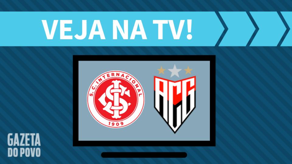 Internacional x Atlético-GO AO VIVO: saiba como assistir ao jogo na TV