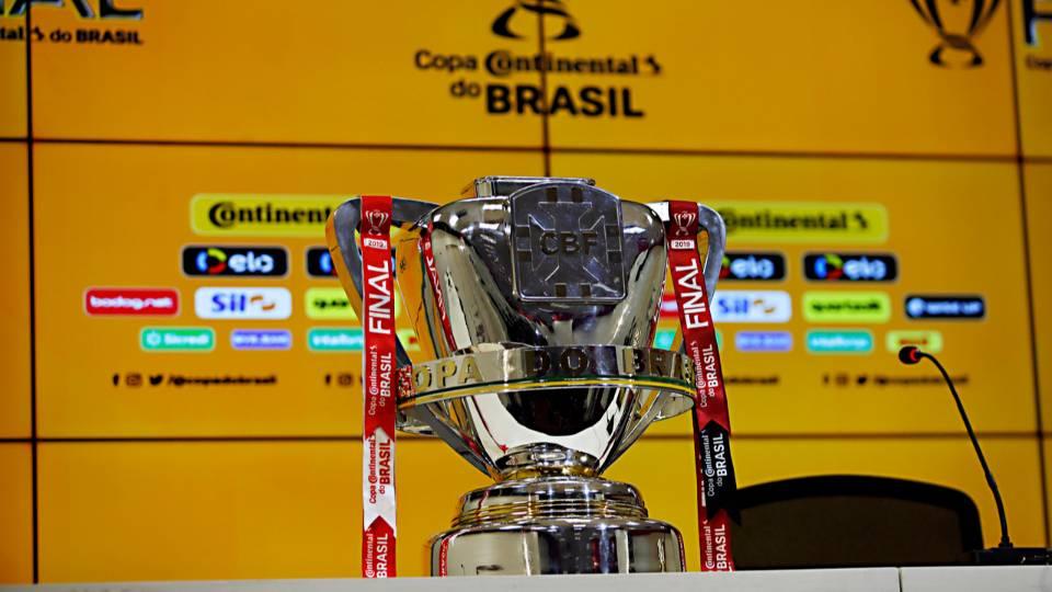 CBF define as quartas de final da Copa do Brasil: veja os confrontos