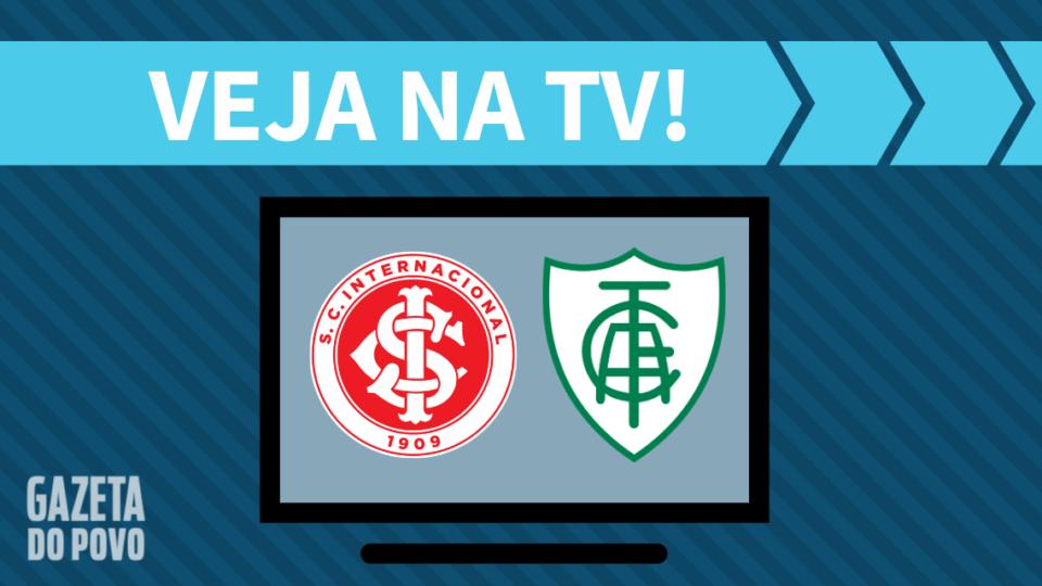 Internacional x América-MG AO VIVO: saiba como assistir ao jogo na TV