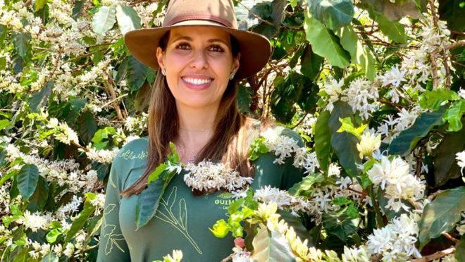 Empreendedora Mariana Caetano, do Guima Café.