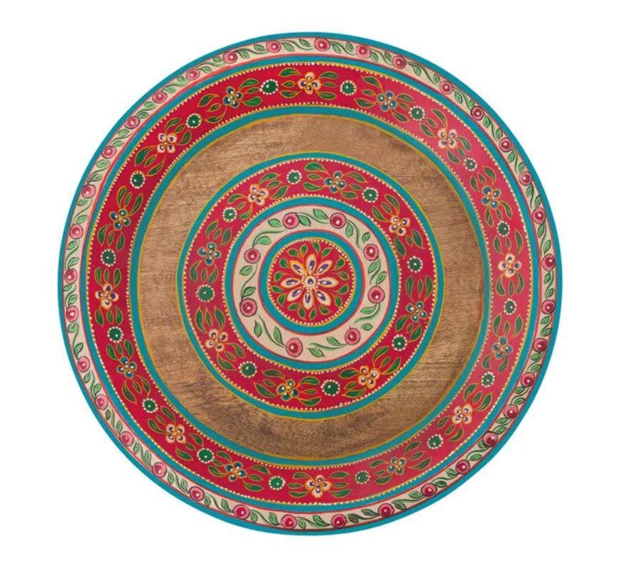 Peça combina inspirações de estilos portugueses e indianos.