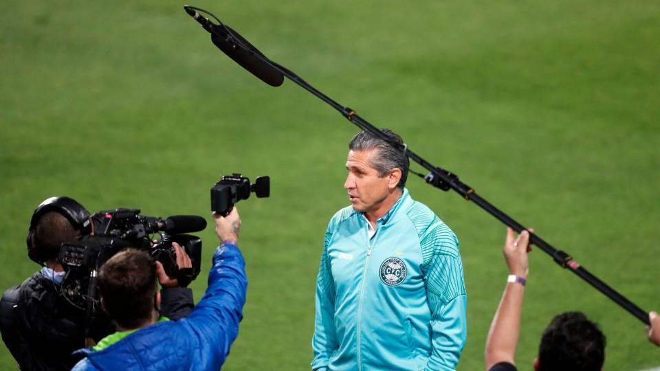 Após demissão do Coritiba, Jorginho comentará a Libertadores no SBT