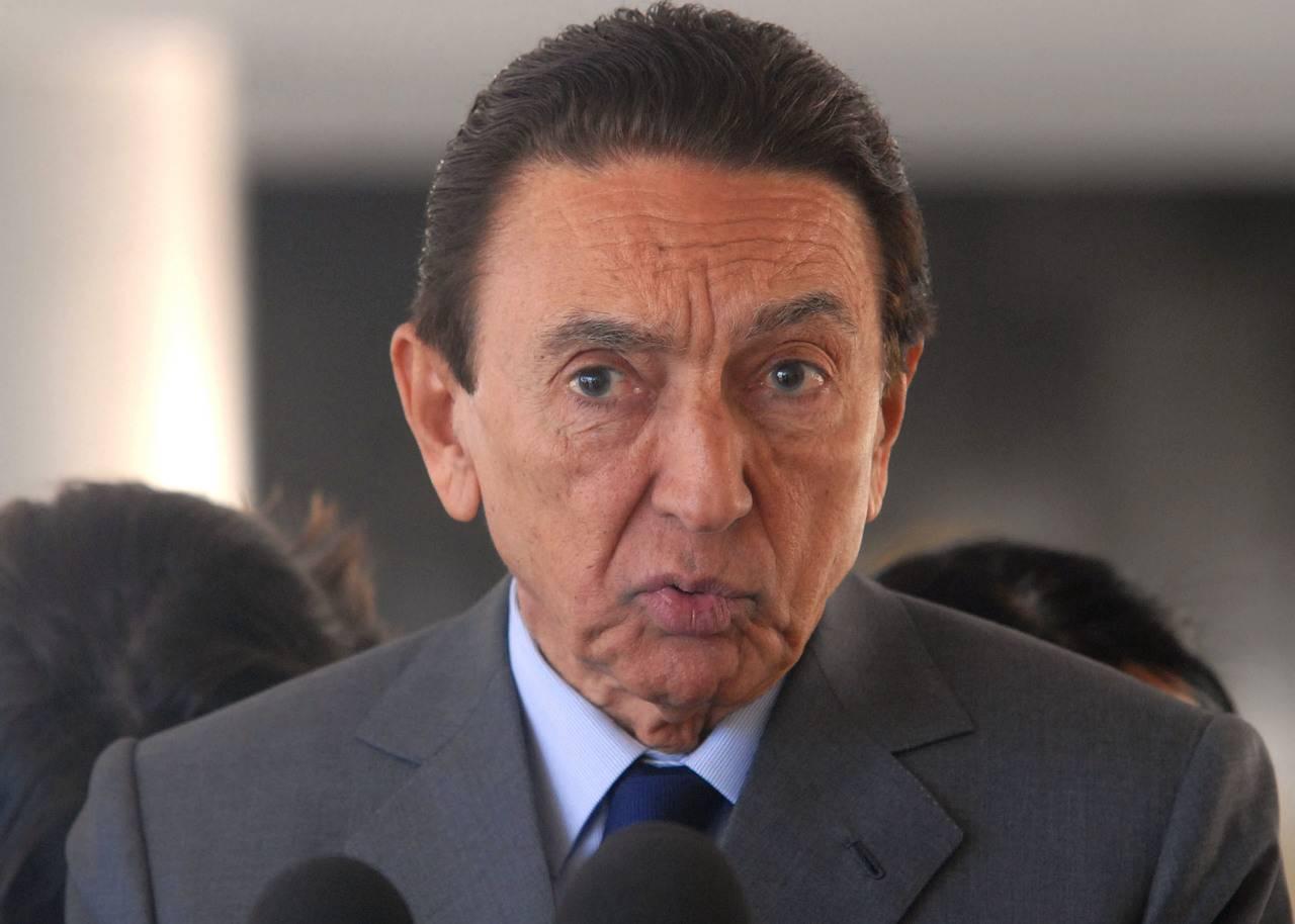 Edson Lobão. Foto: Antonio Cruz/ABr
