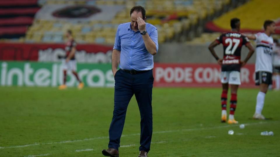 Não ignore os desfalques do Flamengo quando analisar a estreia de Rogério Ceni
