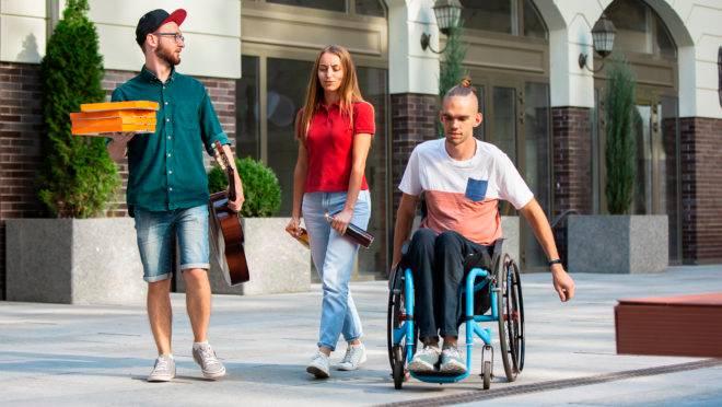 Guia sobre as novas normas de acessibilidade para baixar grátis