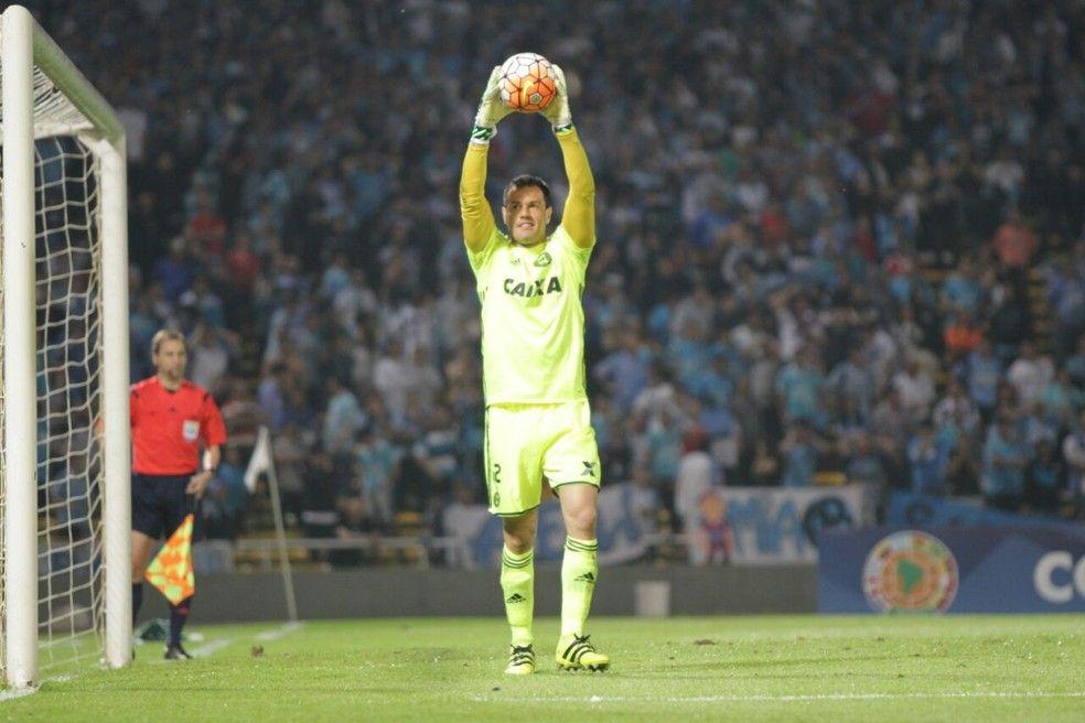 Jogo contra o Belgrano é marcante para Wilson | Foto: Divulgação Coritiba
