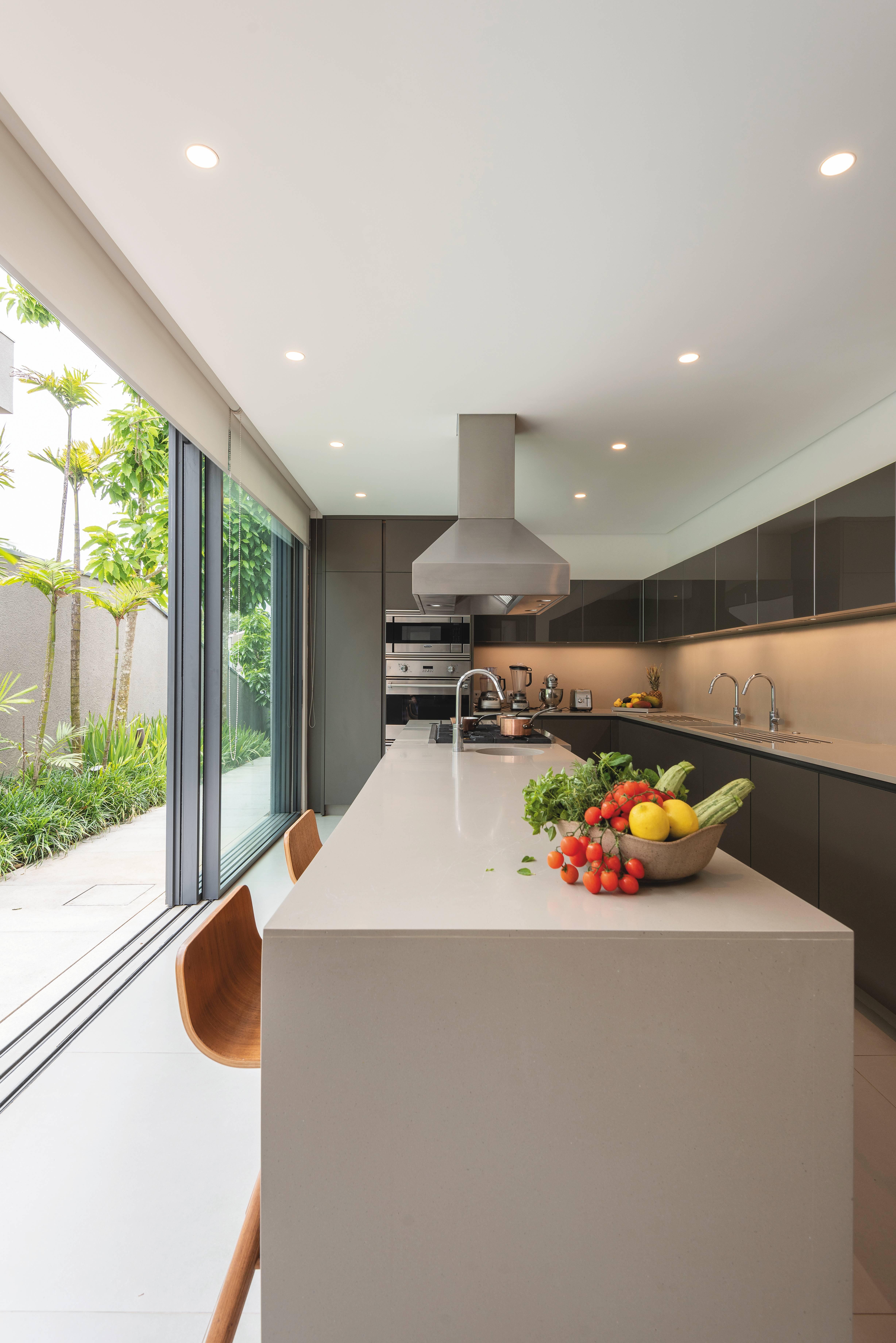 A bancada é uma parte vital de muitos projetos de cozinha.