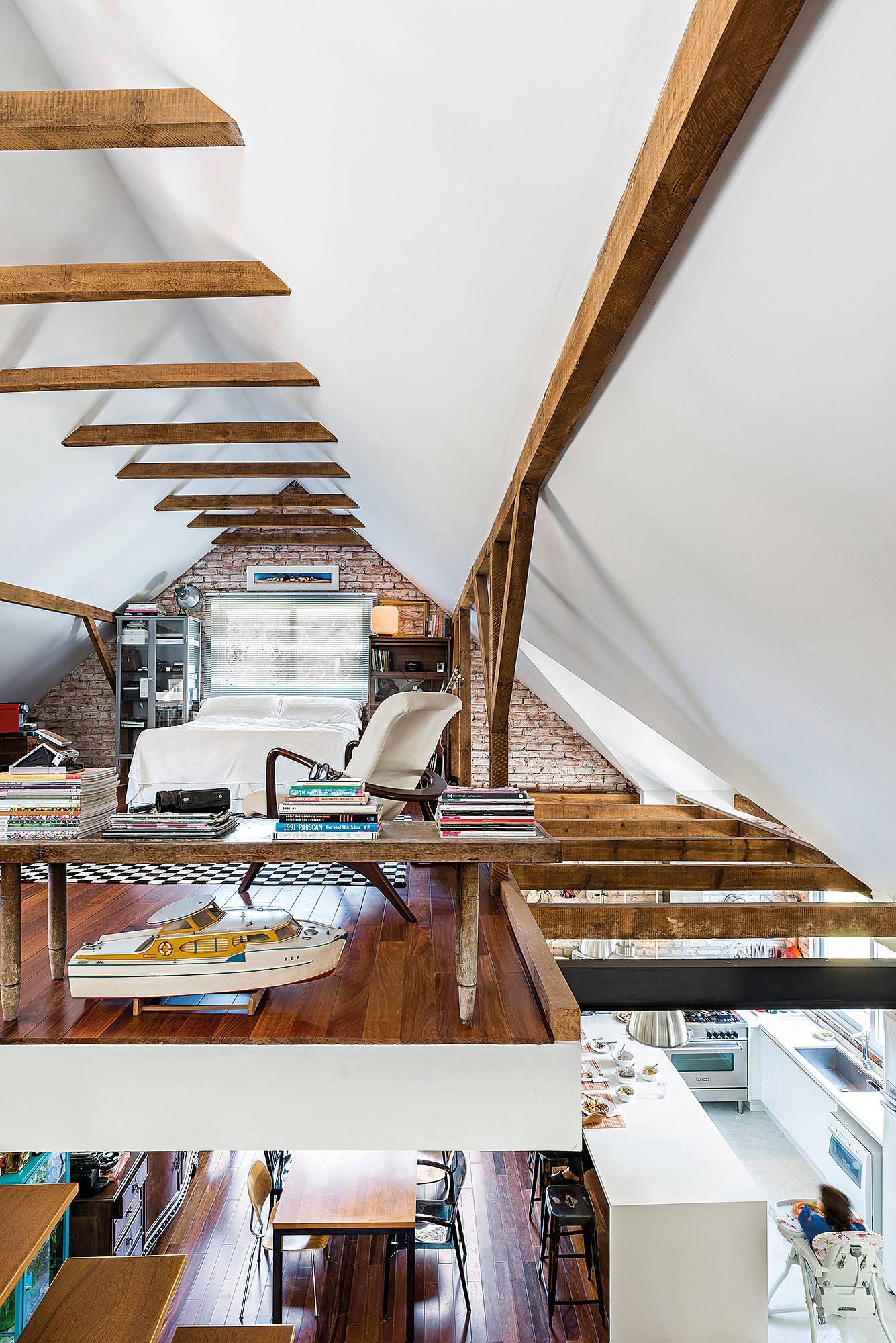 Cozinha segue padrões de consistência de outros espaços da casa.