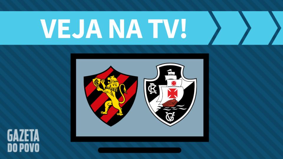 Sport x Vasco AO VIVO: saiba como assistir ao jogo na TV