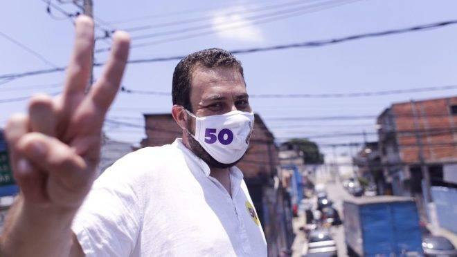 Guilherme Boulos é o candidato mais buscado no Google em SP