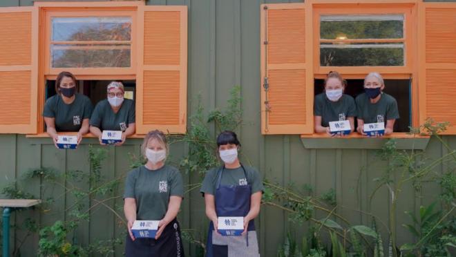 Mulheres do Bem: mais de 13 mil refeições distribuídas durante a pandemia.