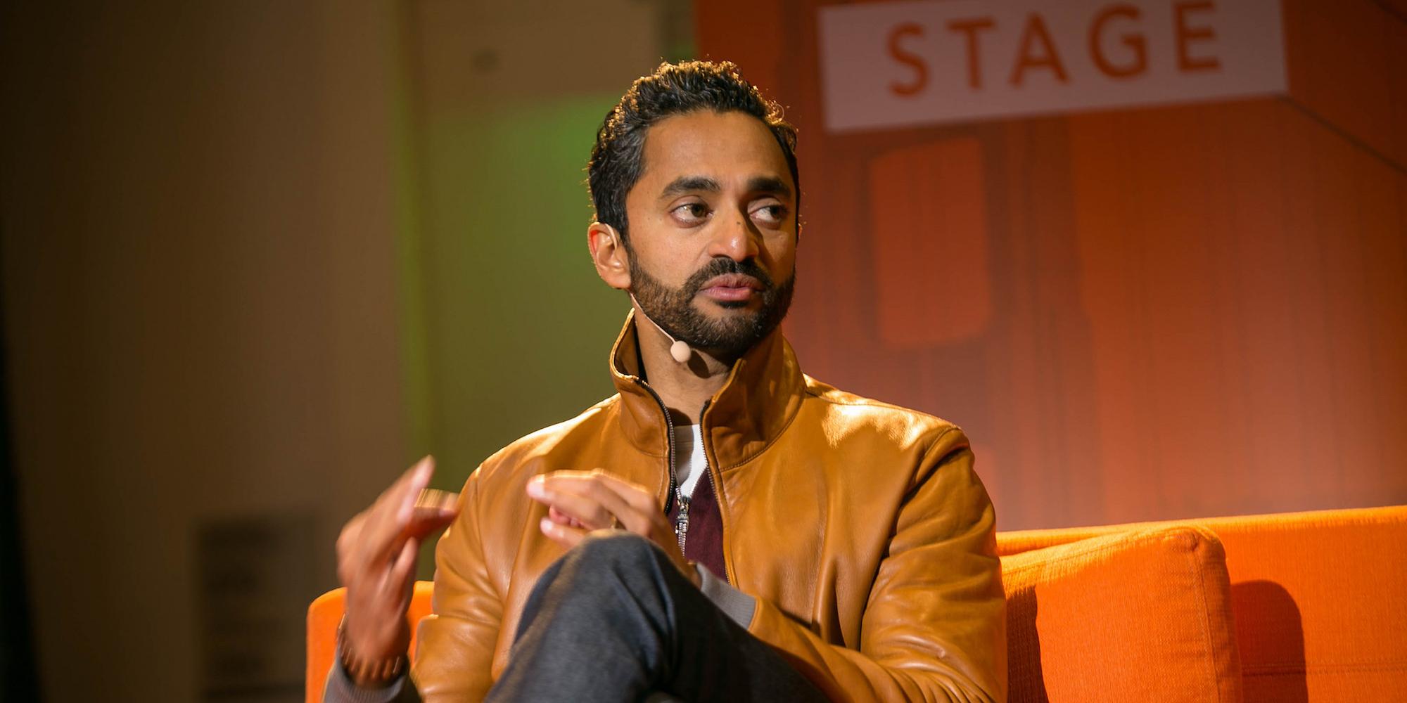 Profissionais inovadores: Chamath Palihapitiya esteve diretamente envolvido no crescimento explosivo da maior rede social do mundo, o Facebook