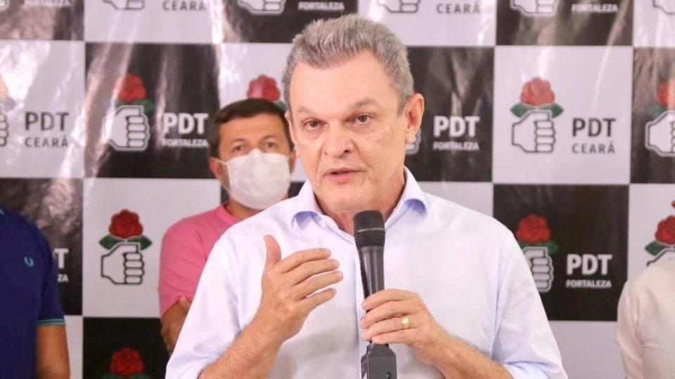 PT oficializa apoio a Sarto no 2º turno em Fortaleza