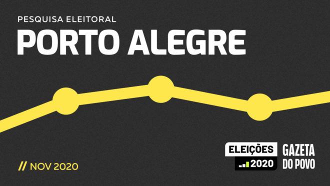 Pesquisa eleitoral para o segundo turno em Porto Alegre
