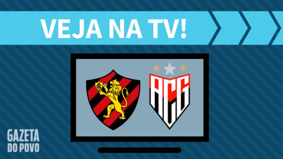 Sport x Atlético-GO AO VIVO: saiba como assistir ao jogo na TV