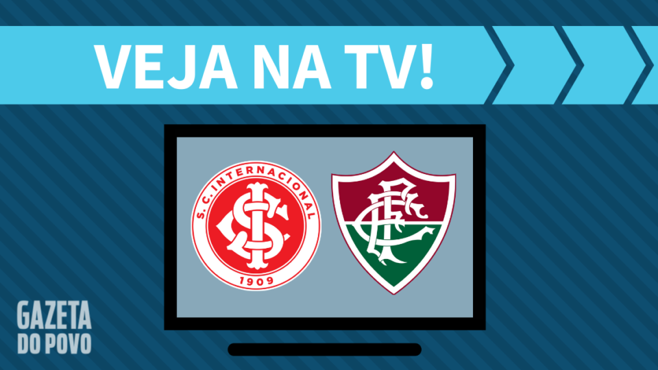 Internacional x Fluminense AO VIVO: saiba como assistir ao jogo na TV