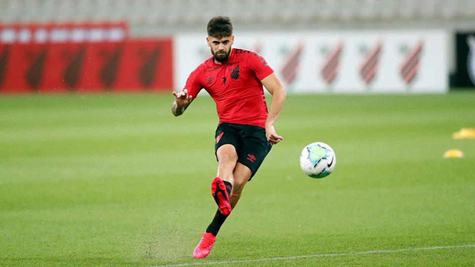 Athletico confirma mais dois casos de Covid-19 no elenco