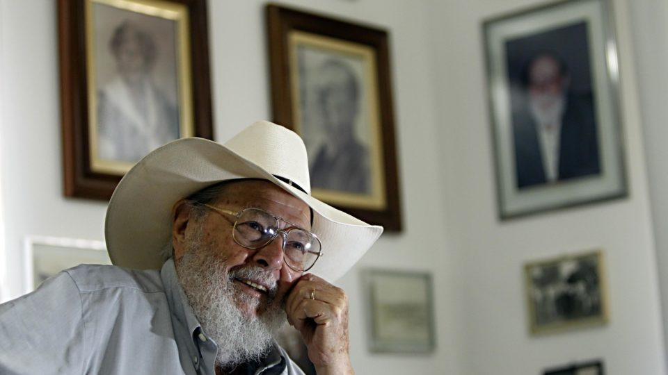 Morre Serafim Meneghel, dirigente folclórico do futebol paranaense