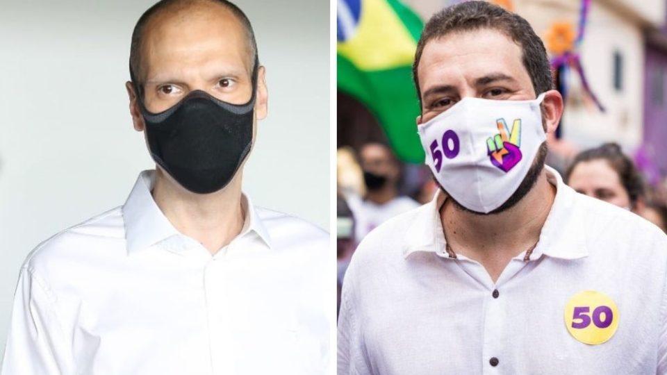 Propostas de Bruno Covas e Guilherme Boulos para SP | Eleições 2020